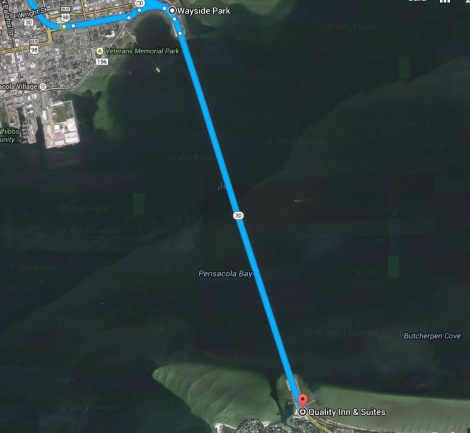 3-mile Bridge Swim