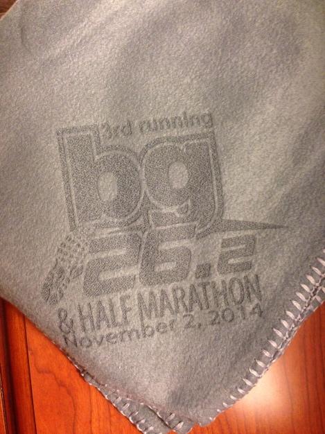 Race Blanket