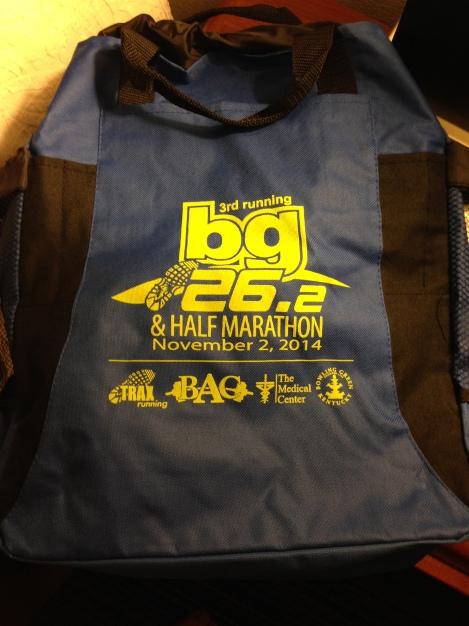 Race Bag 1