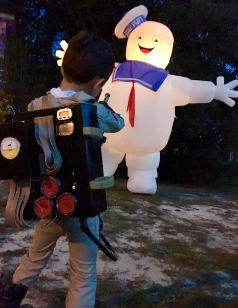 Staypuft Marshmallow Man